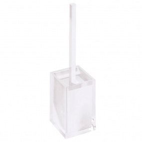 Rainbow White Toilet Brush Holder
