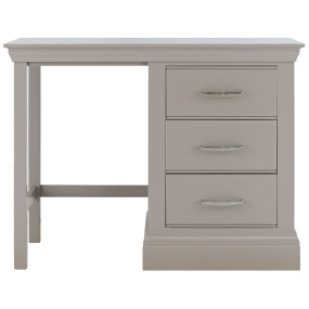 Aurora Grey Painted Dressing Table