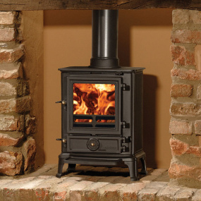 Stovax Brunel 1A Wood Burning & Multi Fuel Stove