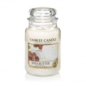 Yankee Candle Shea Butter Large Jar