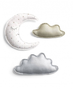 Mamas & Papas Clouds Wall Art