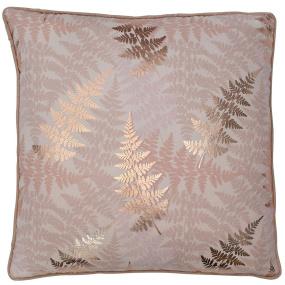 Malini Cara Pink Fern Cushion