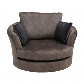 Monte Carlo Fabric Chair Collection head on shot