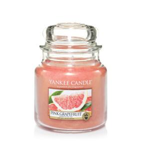 Yankee Candle Pink Grapefruit Medium Jar