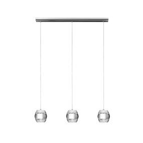 Mantra Khalifa 3 Light Bar Pendant Light