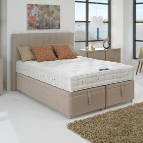 Hypnos Ortho Supreme Silk Double Firm Mattress