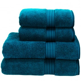 Christy Supreme Hygro Kingfisher Towel Collection