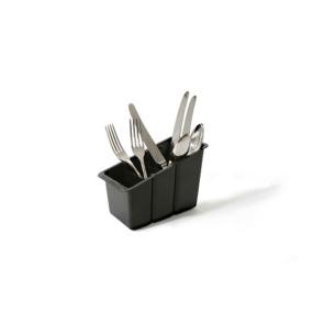 Black Cutlery Drainer