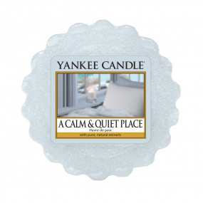 Yankee Candle A Calm & Quiet Place Wax Melt