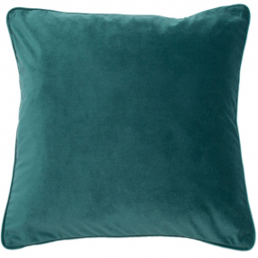 Malini Luxe Cushion - Jade Green