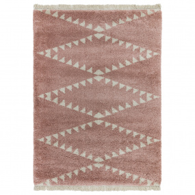 Rocco RC01 Pink 160cm x 230cm Rug