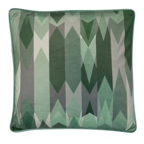 Malini Tess Green Cushion