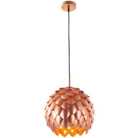 Globo Amelie Copper Pendant Light