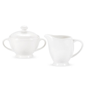 Portmeirion Royal Worcester Serendipity Sugar and Cream Set