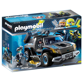 Playmobil Top Agents Dr Drone's Pickup