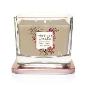 Yankee Candle Velvet Woods Medium 3-Wick Candle