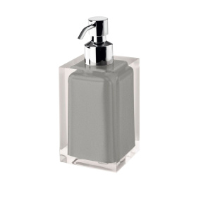 Rainbow Silver Soap Dispenser