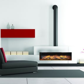 Evonic Fires E1000GF Electric Inset Fire