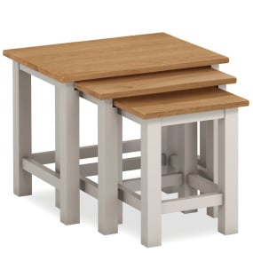 Canterbury Nest of Tables