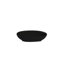 Showerdrape Fumo Black Soap Dish