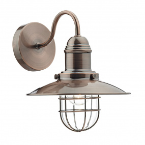 Terrace Copper Wall Light