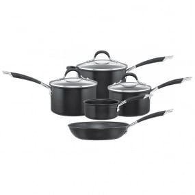Circulon Momentum Hard Anodised 5 Piece Pan Set