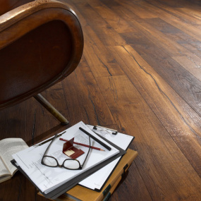 Parador Trendtime 8 Oak Flooring in Smoked Elephant Skin