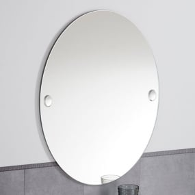 Robert Welch Oblique Bathroom Wall Mirror