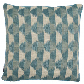 Malini Sunrise Seafoam Cushion