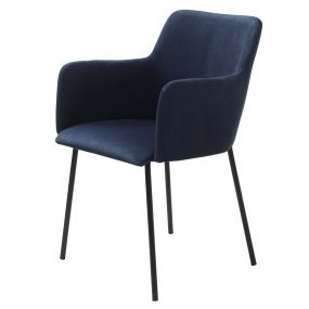 Ashton Dark Blue Dining Chair