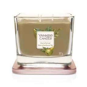 Yankee Candle Pear & Tea Leaf Medium 3-Wick Candle