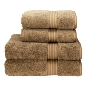 Christy Supreme Hygro Mocha Towel Collection