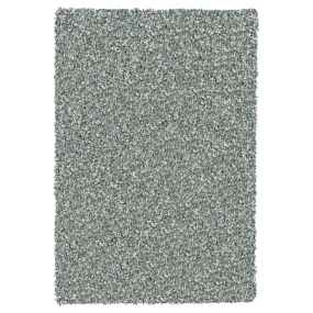 Twilight Silver Shaggy Rug Collection