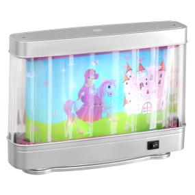 Childrens LED Fairy Castle Decorative Light