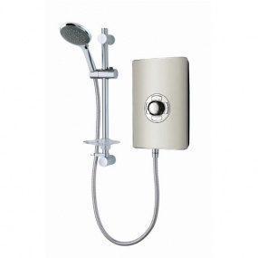 Vado Elegance 8.5kw Electric Shower in Bronze