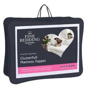 Fine Bedding Company Clusterfull Superking Mattress Topper