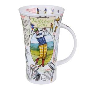 World of Golf Novelty Mug