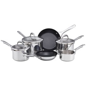 Meyer Select Stainless Steel 6 Piece Pan Set