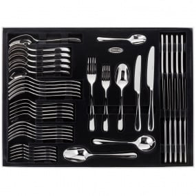 Stellar Tattershall 44 Piece Cutlery Set