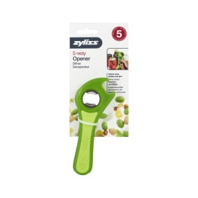 Zyliss 5-in-1 Bottle Opener