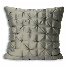 Riva Paoletti Limoges Grey Cushion