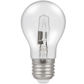 Crompton Halogen GLS Clear ES E27 70W Bulb