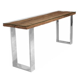 Santa Barbara Reclaimed Wood Console Table