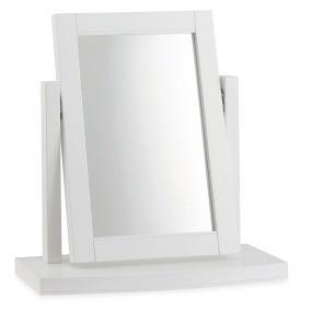 Henley White Dressing Table Vanity Mirror