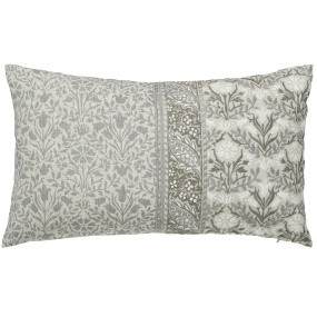 A delightfully endearing cushion from Morris & Co
