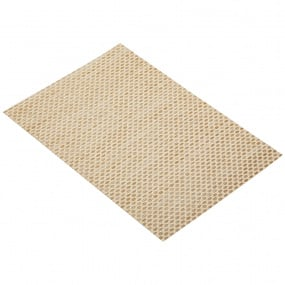 Woven Beige Weave Placemat