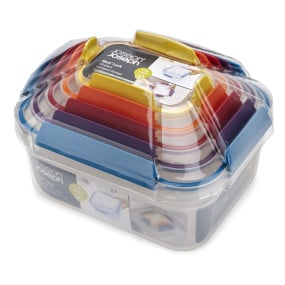 Joseph Joseph Multicoloured Nest Multi Size 5 Piece Storage Containers