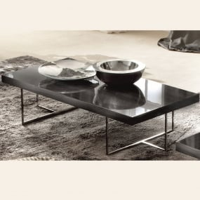 Monza High Gloss Rectangular Coffee Table