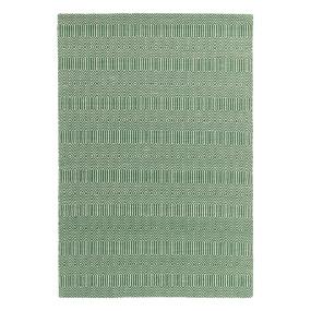 Sloan Marsala Green 160cm x 230cm Rug