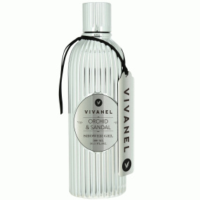 Vivanel Orchid & Sandalwood Shower Gel